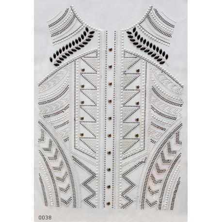 Davanti maglia (53 x 38 cm)