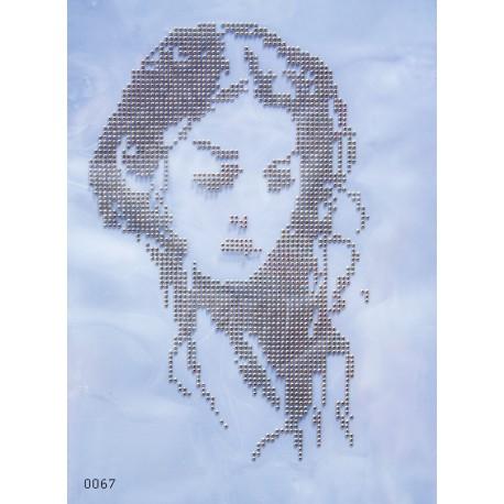 Volto (31 x 20 cm)